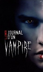 le journal d'un vampire vampire diaries livres