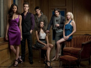 vampire-diaries-season-1-fond ecran groupe