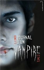 le journal d'un vampire tome 3