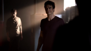 Résumé de l'épisode 6 saison 5  Handle with Care  Damon