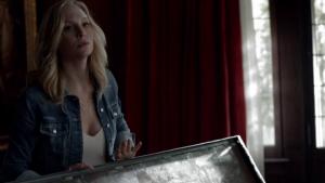 Résumé de l'épisode 9 saison 5  The Cell Caroline