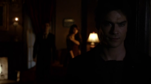 Résumé de l'épisode 13 saison 5  Total Eclipse of the Heart Damon Stefan