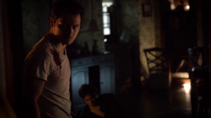 Résumé de l'épisode 14 saison 5  No Exit Enzo Damon