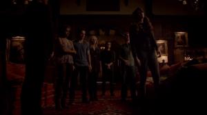 Résumé de l'épisode 15 saison 5  Gone Girl    groupe