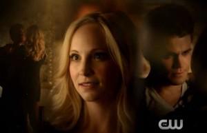 TVD 6x19 Caroline et Stefan