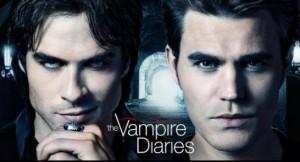 tvd saison 7 Damon et Stefan