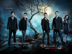 The Vampire Diaries and The Originals - Season Premiere - Combo Poster