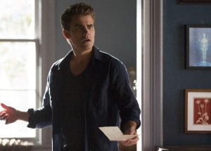 The Vampire Diaries - Episode 7.04 - I Carry Your Heart With Me - Promotional Photos  Stefan