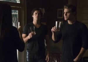The Vampire Diaries - Episode 7.07 - Mommie Dearest - Promotional Photos Stefan Damon
