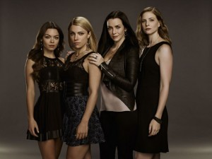 The Vampire Diaries - Season 7 - Cast Promotional Photos