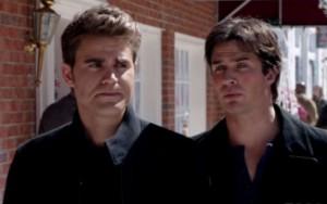 TVD 7x09 Stefan et Damon