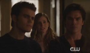 tvd 7x08 Stefan, Damon, Valérie