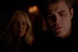 tvd 7x09 Stefan et Caroline