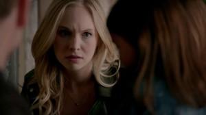 tvd 7x22 season finale Caroline