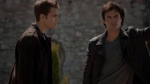 tvd season final 7x22 Damon et Stefan