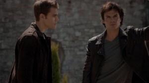 tvd season final 7x22 Damon et Stefan