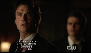 The Vampire Diaries _ i was feeling epic Trailer _ The CW Damon stefan