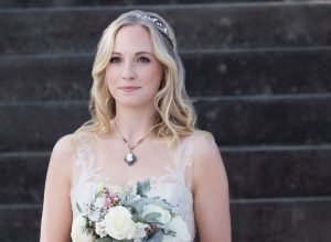 The Vampire Diaries Caroline steroline mariage