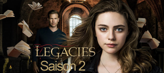 C'est officiel, la CW renouvelle Legacies pour une saison 2