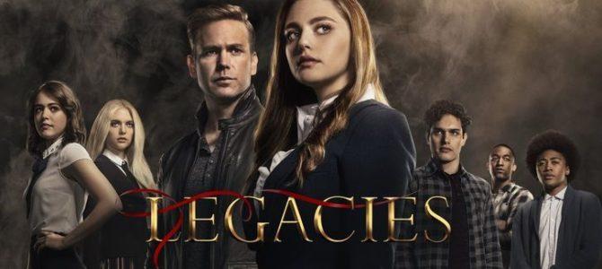 Bande annonce Legacies Saison 3