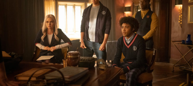 Vos réactions sur l'épisode 3×02 de Legacies : Goodbyes Sure Do Suck